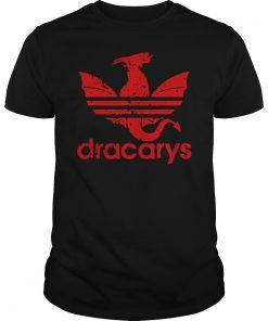 Dracarys Adidas Dragon GOT Classic T-Shirts
