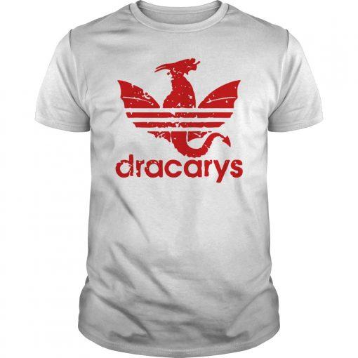 Dracarys Adidas Dragon GOT Limited Edition T-Shirt