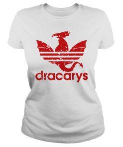 Dracarys Adidas Dragon GOT T-Shirts