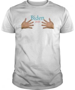 Jennifer Aniston Joe Biden Hands 2020 Gift Shirt
