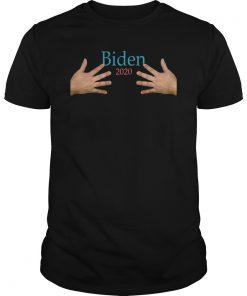 Jennifer Aniston Joe Biden Hands 2020 Gift T-Shirts