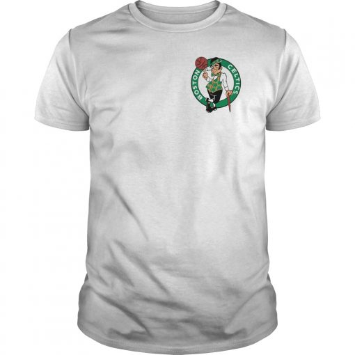John Havlicek Kelly- Basketball Boston Celtics #17 Backer Shirt