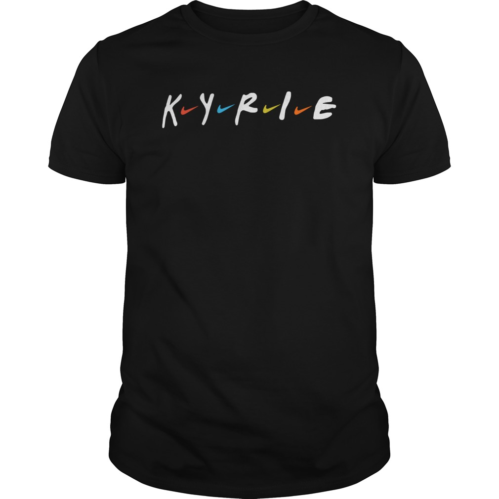 outlet store 550fe 87963 Kyrie Irving 5 Friends Gift, Men Women and Kids T-Shirt