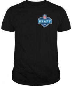 Logo NFL Draft Music City Nashville 2019 T-shirt