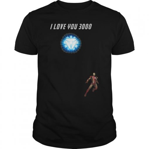 Men I Love You 3000 T-shirt