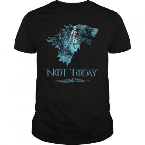#Not Today Tshirt For Women and Men