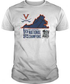 Virginia Cavaliers 2019 NCAA Basketball National Champions Shirt