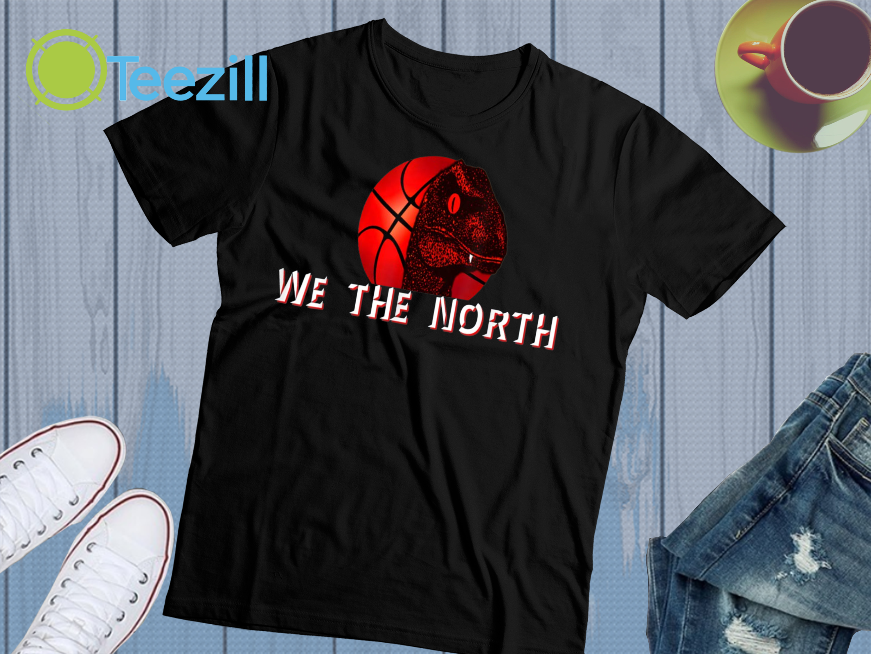 af125a316f2 WeTheNorth# We The North Toronto Raptors Basketball T-Shirts