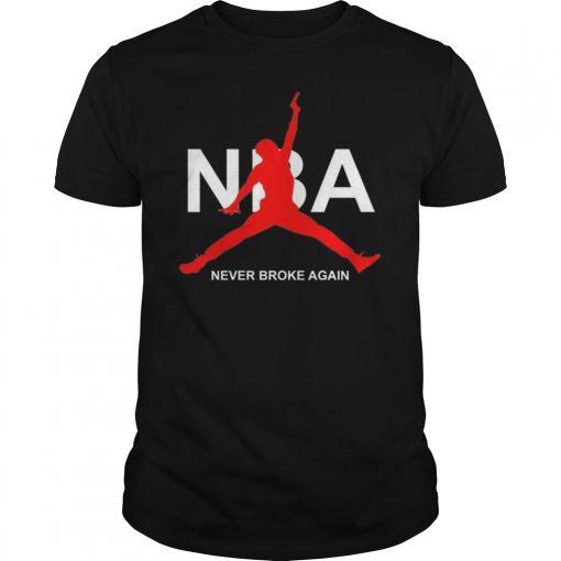 Young Boy NBA Never Broke Again T-Shirt Not Today Shirts