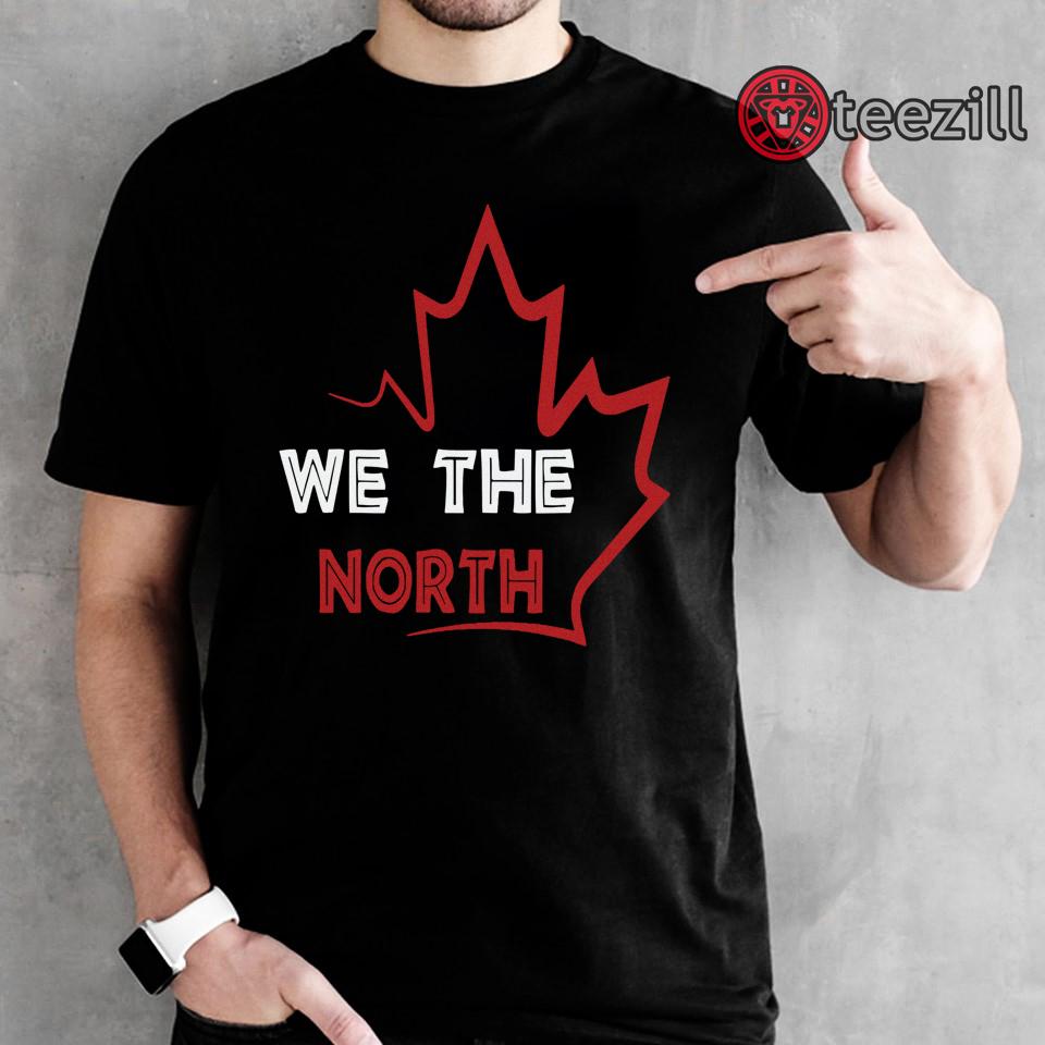new style 3b156 0c830 Kawhi Leonard T-Shirt Toronto Raptors We The North Shirt