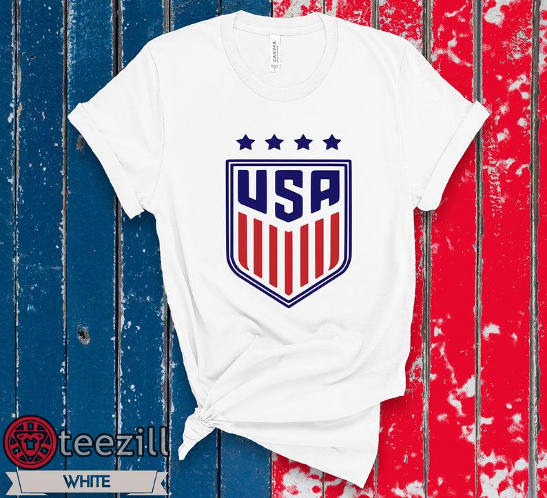 online store ada7e 16891 Women's National Soccer Team Shirt, Alex Morgan, Julie Ertz, Tobin Heath,  Megan Rapinoe, Mallory Pugh