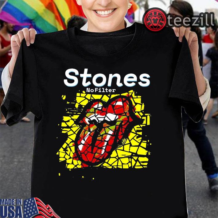 Rolling-Stones No Filter Us Tour 2019 Vintage T Shirt
