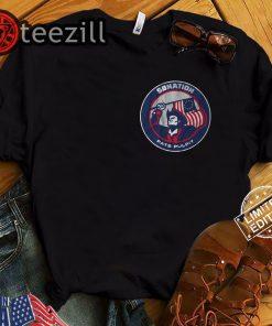 SB Nation's Pats Pulpit T-Shirt