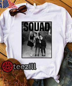 SQUAD Hocus Pocus T-Shirt Halloween Shirt