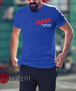 Alexis Ohanian Dare Shirt D.A.R.E Alexis Ohanian Tshirt