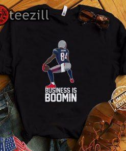 Business is Booming Shirt Football T-Shirt