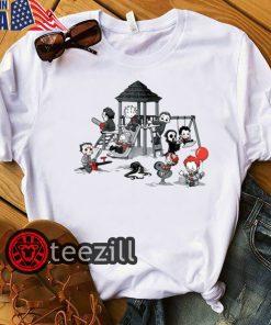 Halloween Horror Park T-Shirt