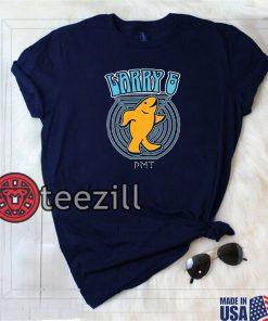 Men's Larry Tie Dye T-Shirt
