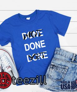 Not Done Yet Blue Shirt Derrick Rose Tshirt