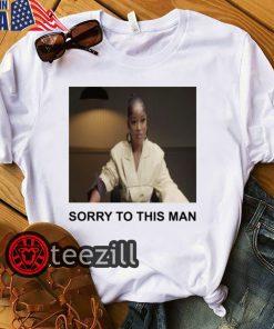 Office Keke Palmer Sorry To This Man Shirt