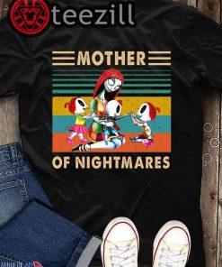 Sally Mother Of Nightmares Halloween Shirt