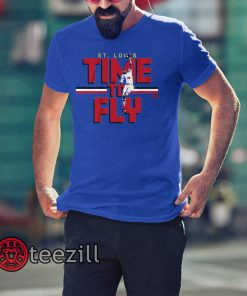 St. Louis that it's Time To Fly Shirt