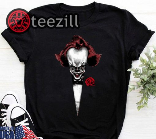 The clown father pennywise it halloween shirt
