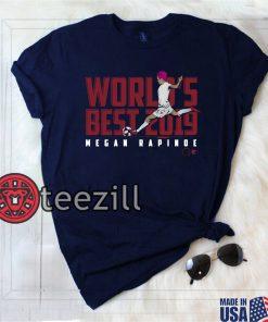 World's Best 2019 Megan Rapinoe Shirt
