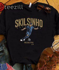 Ilsinho Shirt Skilsinho Philadelphia T Shirt
