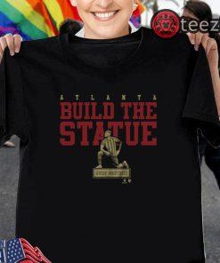 Build The Statue Shirt - Josef Martinez Atlanta MLSPA T-Shirt