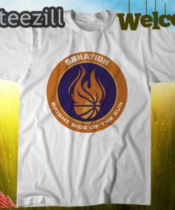 SB Nation's Bright Side of the Sun Logo Shirt