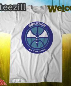 SB Nation's At the Hive Logo Shirt