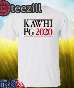 Name Kawhi PG 2020 Tshirt