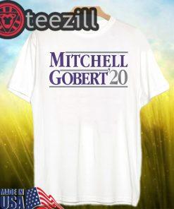 Name Mitchell-Gobert 2020 Tshirt
