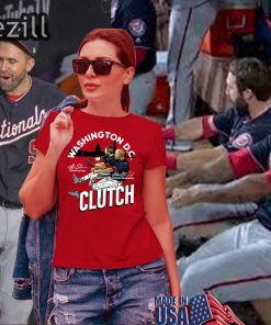 Adam Eaton and Howie Kendrick Clutch TShirts