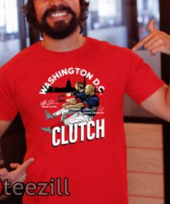 After Adam Eaton and Howie Kendrick Clutch Wear Shirt Unisex