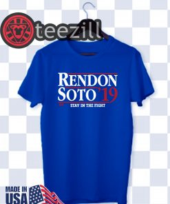 Anthony Rendon and Juan Soto T-Shirts