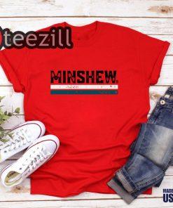 Gardner Minshew II Shirt Limited Edition Tshirt