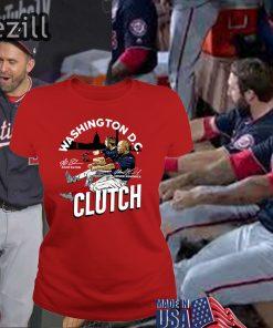 Howie Kendrick Adam Eaton Clutch Shirt