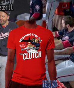 Howie Kendrick Adam Eaton Clutch TShirt