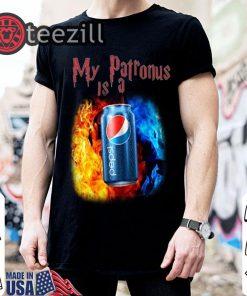My Patronus Is A Pepsi T shirts
