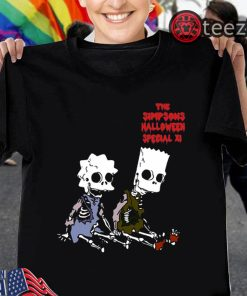 The Simpsons Halloween Special XI Tshirt