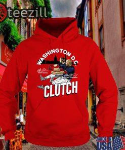 World Series Adam Eaton Howie Kendrick Clutch Shirts