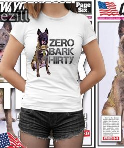 Zero Bark Thirty Pocket Tee