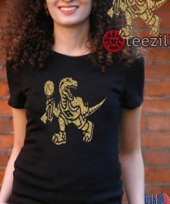 Raptors Golden Touch Shirt Toronto Raptors Logo