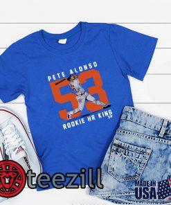 Pete Alonso T Shirt