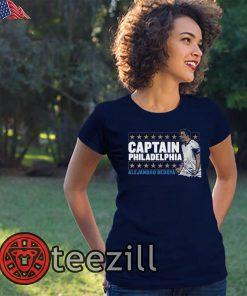Captain Philly Shirt Alejandro Bedoya TShirt