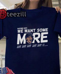 We Want Some More, MLBPA Shirt