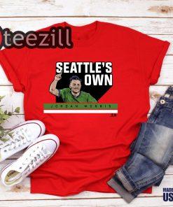 Seattle's Own Shirt Jordan Morris T-Shirt