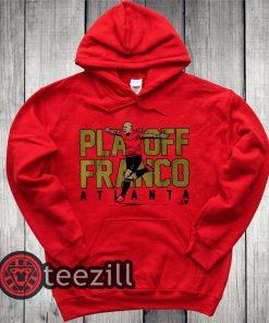 Franco Escobar is in playoff mode for Atlanta Shirt